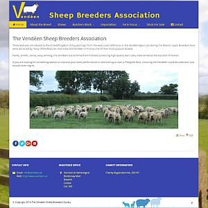 British Vendeen Sheep Breeders Socierty